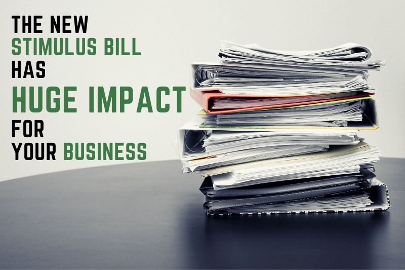 The New Stimulus Bill Has Huge Impacts For Morgantown WV Businesses