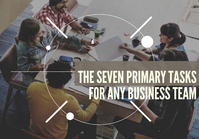The Seven Primary Tasks For Any Morgantown WV Business Team